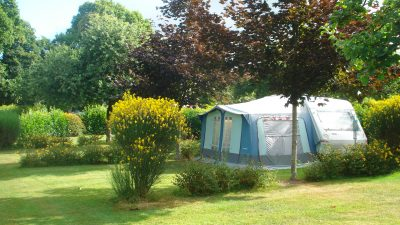 Emplacement camping Le Pouldu